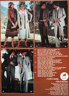 Encarte na revista Manchete de 1978 - Prelude; Anos 70.  Moda anos 70; propaganda anos 70; história da década de 70; reclames anos 70; brazil in the 70s; Oswaldo Hernandez