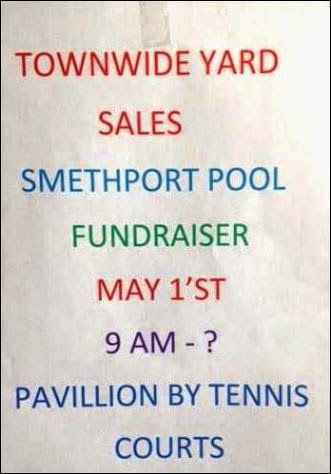 5-1 Townwide Yard Sale Smethport