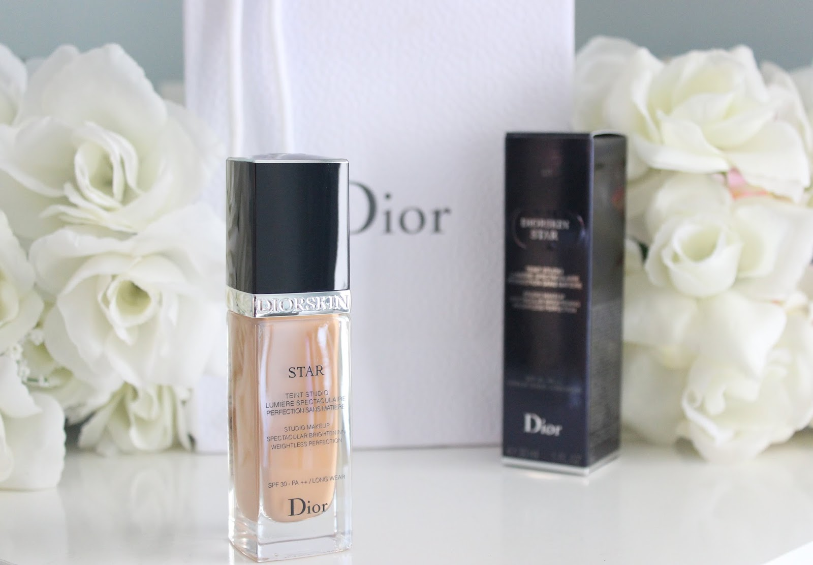 Dior Star Foundation Swatches shade 31