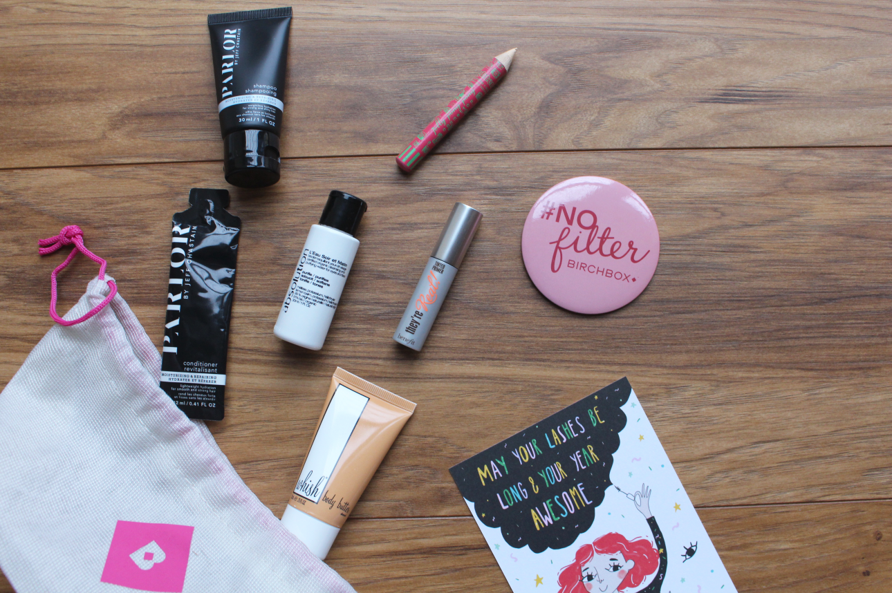 JANUARY BIRCHBOX