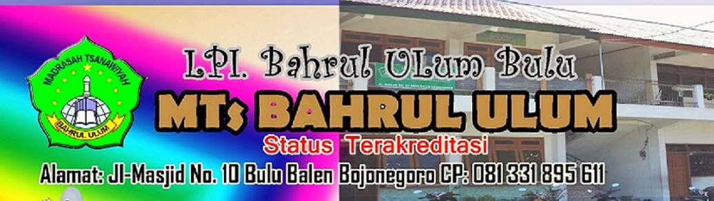MTs Model Bahrul Ulum