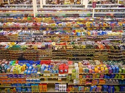supermercado masificado