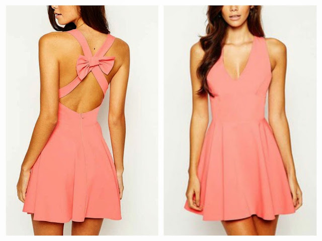 www.sheinside.com/Pink-V-Neck-Back-Bow-Flare-Dress-p-212080-cat-1727.html?aff_id=1238