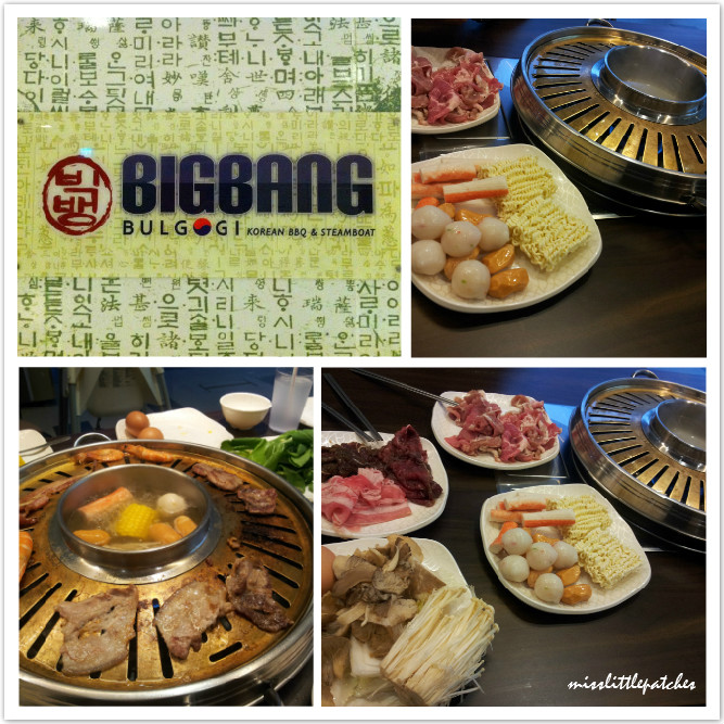 BigBang Bulgogi Korean BBQ & Steamboat