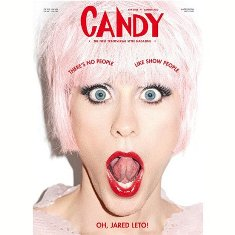 Jared Leto Covers Candy
