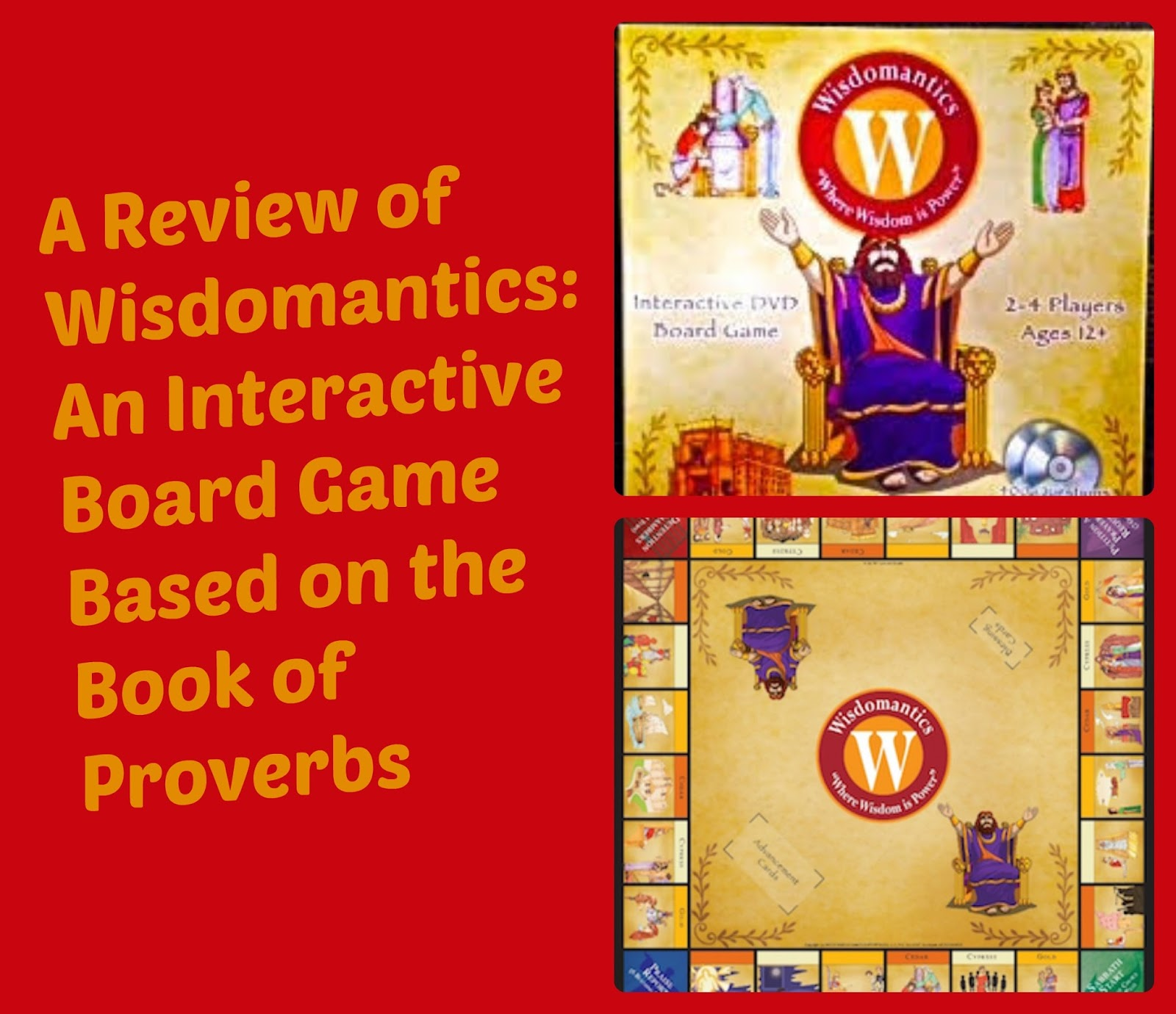 how to make a board game based on a book
