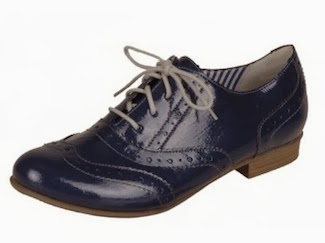Sponsored Shoe of the Week: Rieker brogue