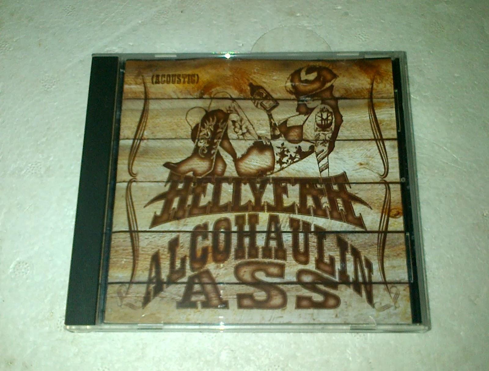 Alcohaulin Ass Acoustic 49