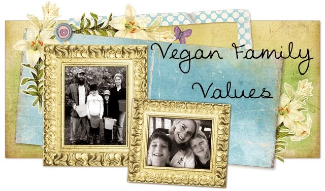 Vegan Family Values