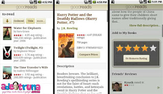 Goodreads Android