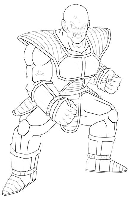 printable-nappa-strong-coloring-pages