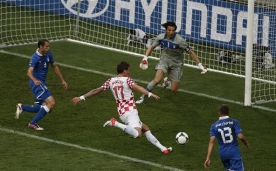 Italia vs Kroasia