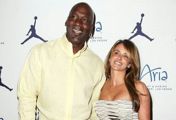MICHAEL JORDAN AND WIFE WELCOME TWIN DAUGHTERS