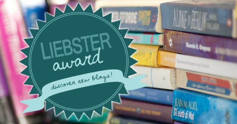 Liebster Award 2017!