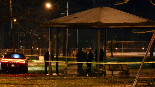 Cleveland, fegyveres dráma, játékpisztoly, USA, rendőrség, Tamir Rice
