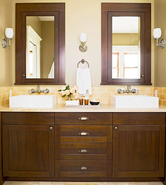 furniture bathroom decorating design ideas 2012 with neutral color