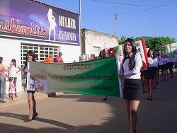 desfile civico / Educação