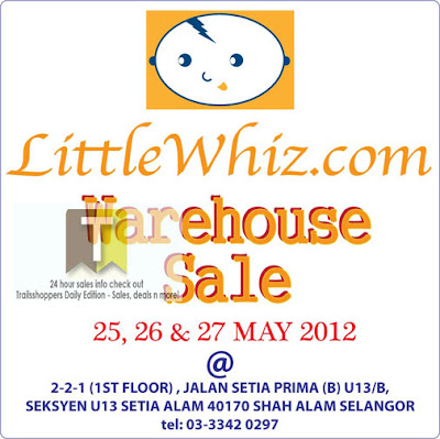 LittleWhiz Kids Babies Warehouse Sale