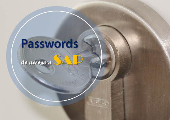 passwords de acceso a SAP