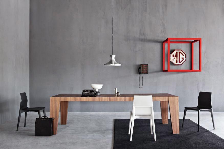 Consejos e ideas para la decoraci n del comedor arquitexs for Comedor minimalista