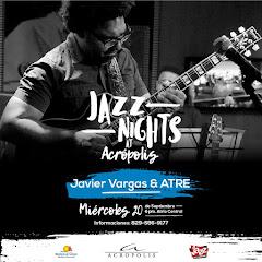 Jazz Nights at Acrópolis presenta este miércoles 20 de septiembre a las 6:00PM