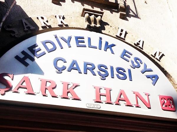 Gezi   Eminönü Şark Han