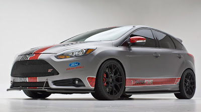 [Official] Tanner Foust gets eponymous hotted-up Ford Focus ST from Cobb Tuning