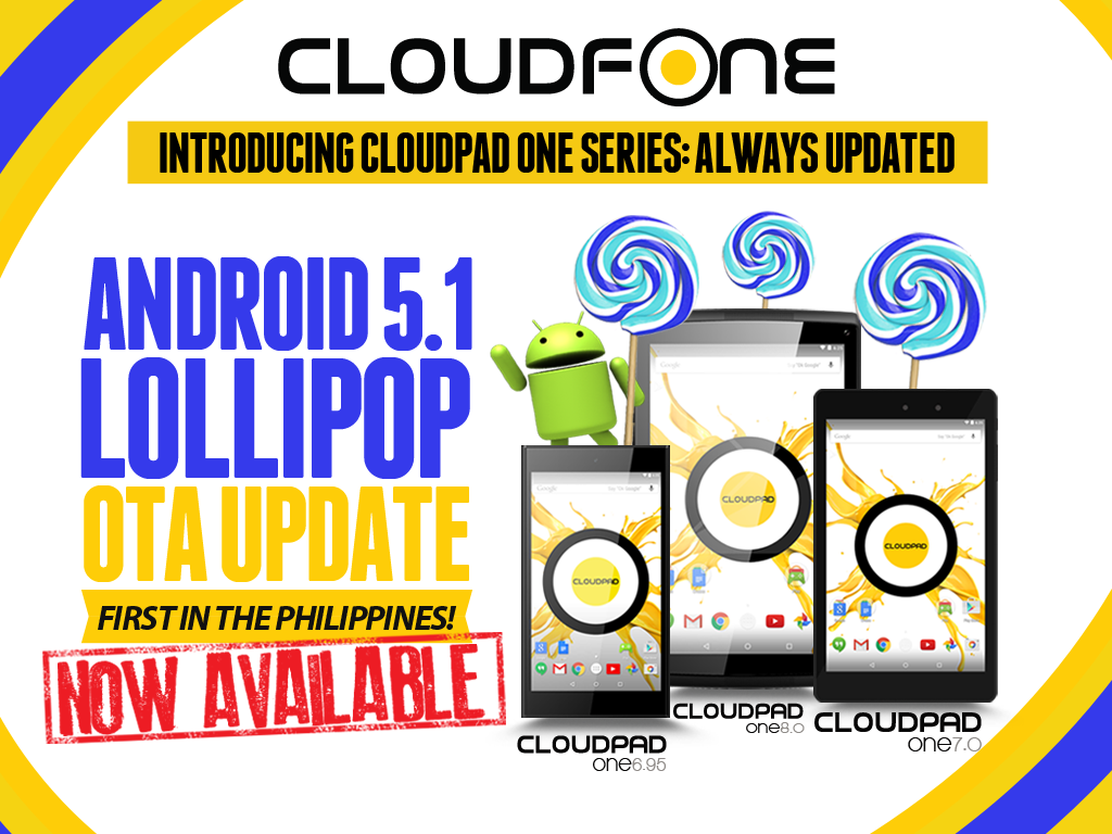 CloudPad One