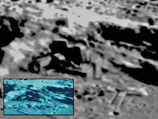 Fortaleza y Pirámides antiguas de origen alienígena en la Luna - Revelado 700_28982e4cf11285dad8a8ce2be1467606