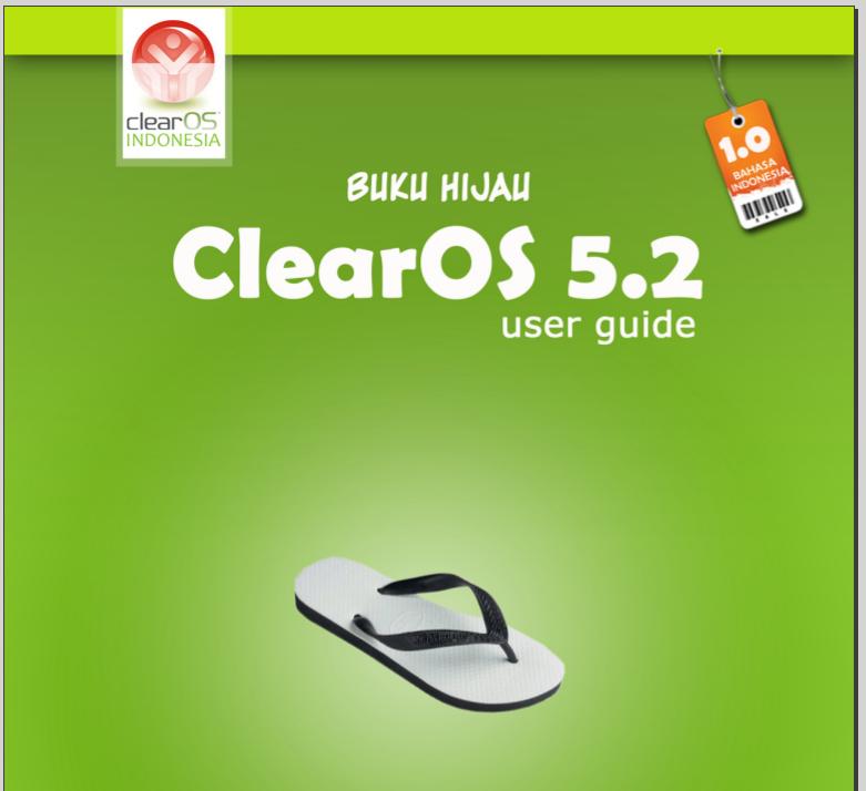 Ebook: Membangun server warnet dengan ClearOS