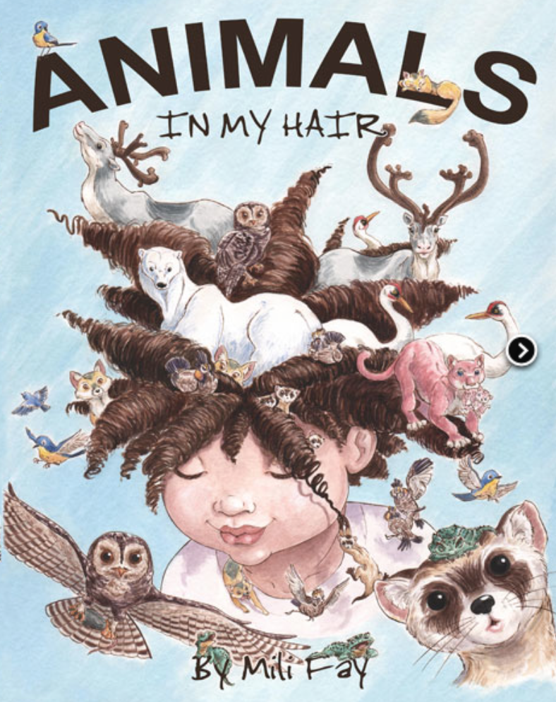 """Animals In My Hair"""
