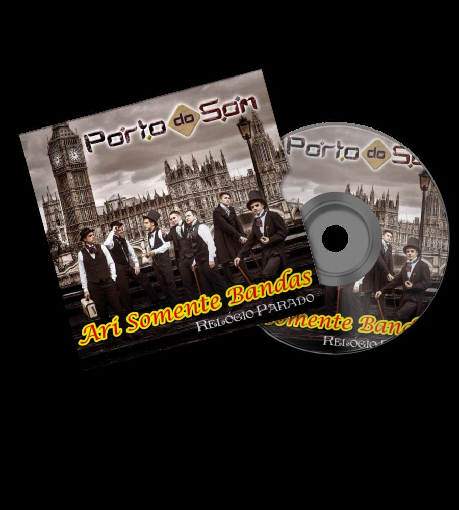 Banda Porto Do Som - CD Relógio Parado - Tchê Bailão