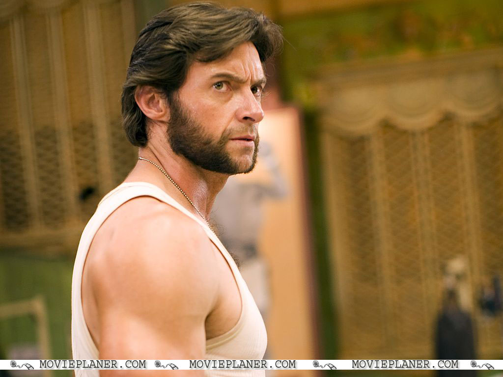 Hugh Jackman - Wallpaper Actress