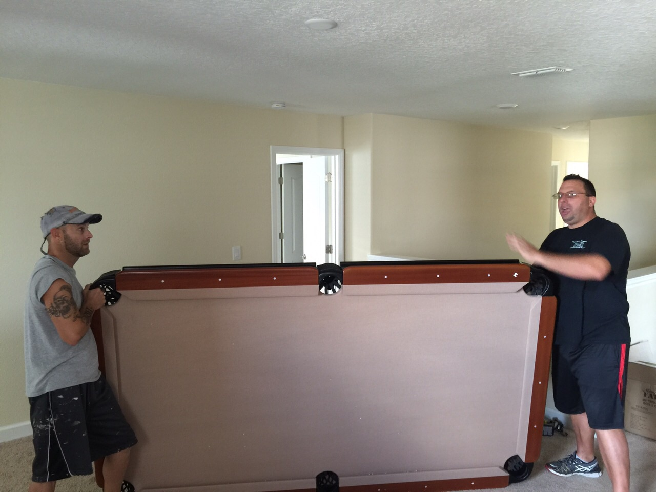 Setting Up A Pool Table Pool Table Movers Dallas Pool Table Movers Table Pooltable