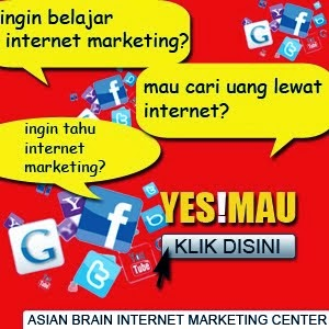 Yuk Belajar Internet Marketing