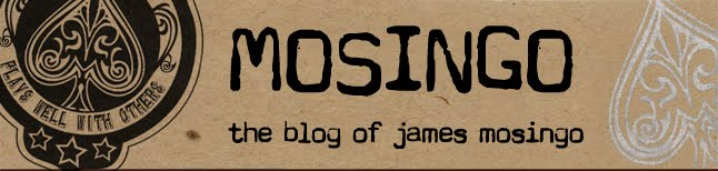 James Mosingo's blog