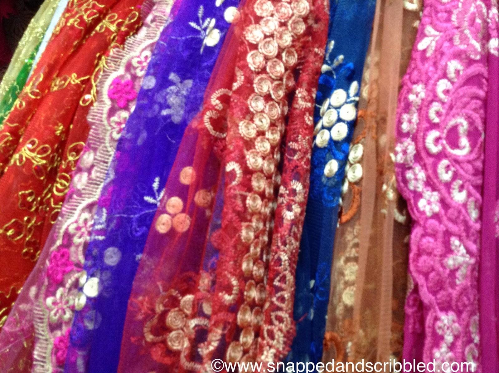 Where To Buy Bridal and Wedding Fabrics: JJMJJ House of Fabrics