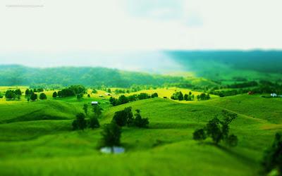 Kumpulan Gambar Pemandangan Lembah Lengkap