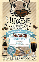 Odell Lugene Release Party