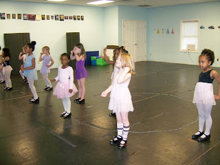 4 year old charlotte dance classes