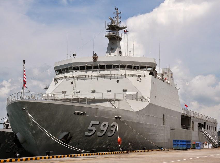 KRI Banda Aceh 593