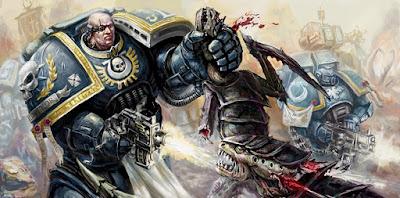 Phim Người Máy Đại Chiến -Ultramarines: A Warhammer 40,000 Movie