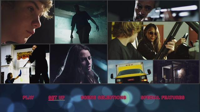 The Aggression Scale DVDR NTSC Español Latino Descargar 2012