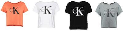 camisetas ck colores