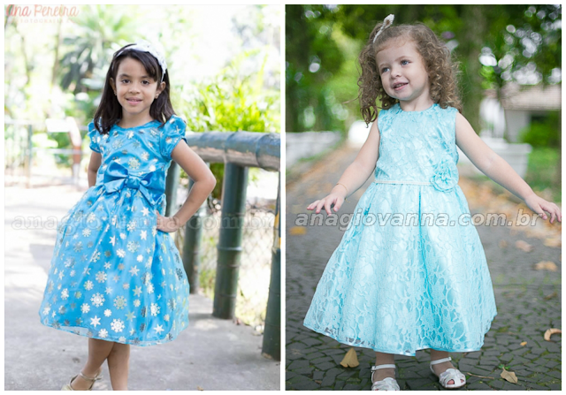 Vestidos Frozen - 21 Modelos