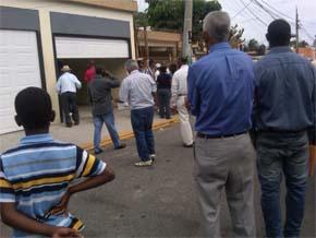Oleada de cancelaciones seguidores de Hipólito Mejía en el Ayuntamiento de Sto. Dgo. Norte