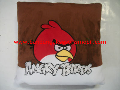 Bantal Peluk Angry Birds Luxury
