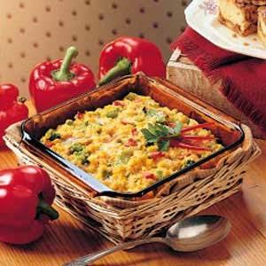 RecipeReview Country Corn Casserole