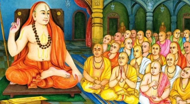 Happy Madhavacharya Jayanti