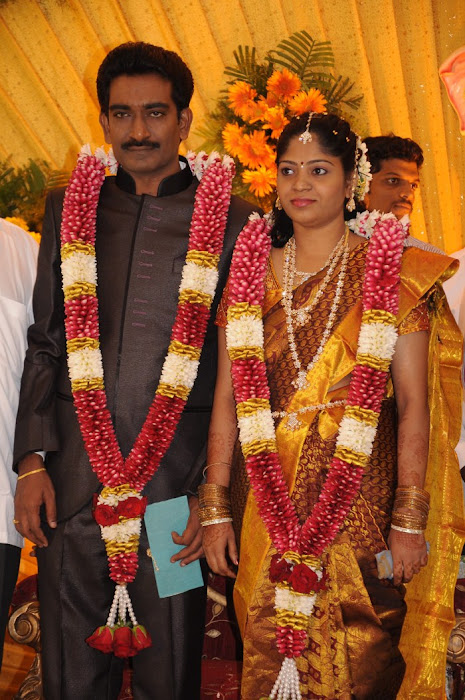 Director SP Hosimin Wedding Reception Pics movie photos